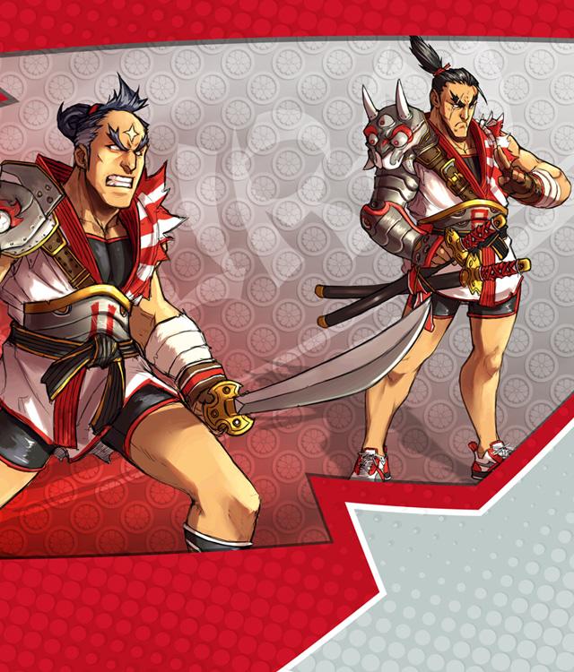 New Edo Samurai
