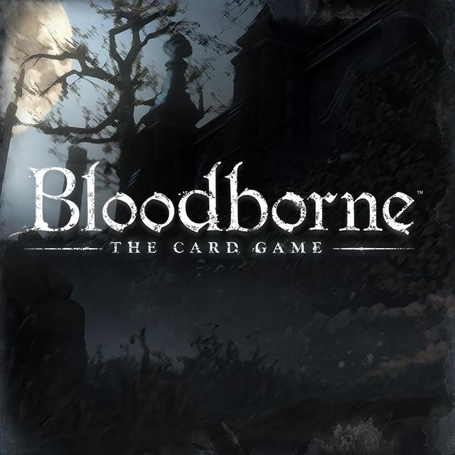 Bloodeborne Card Game Card /& Tokens Game Night Kit Bundle NEW!!