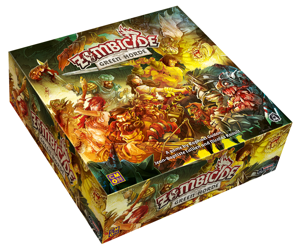 The Real Black Plague: History of Zombicide