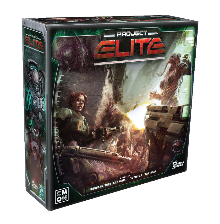 CMON Limited Announces Updated Version of Project: ELITE