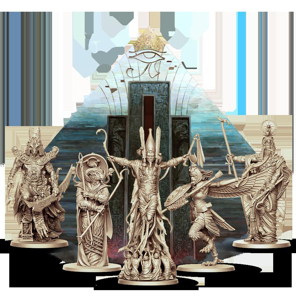 Ankh Dioses de Egipto