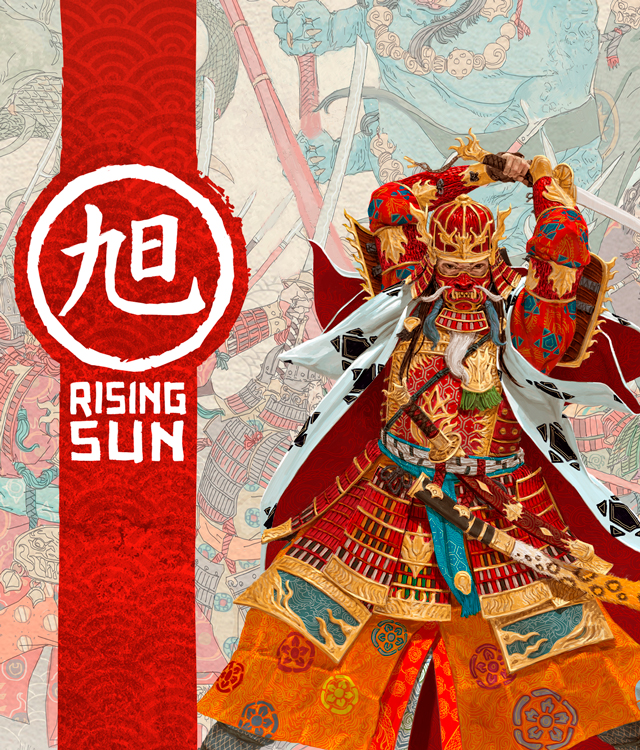 Rising Sun: Game Overview