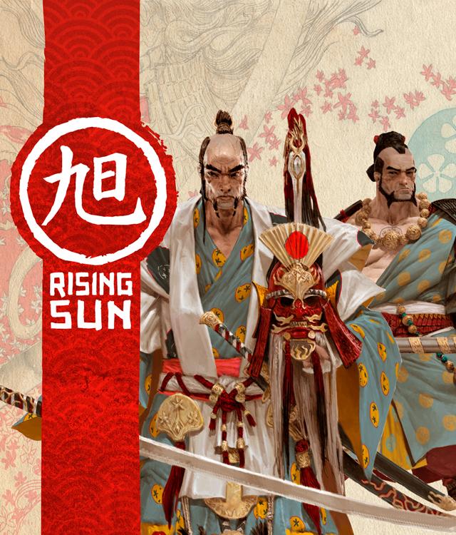 Diplomacy in Rising Sun