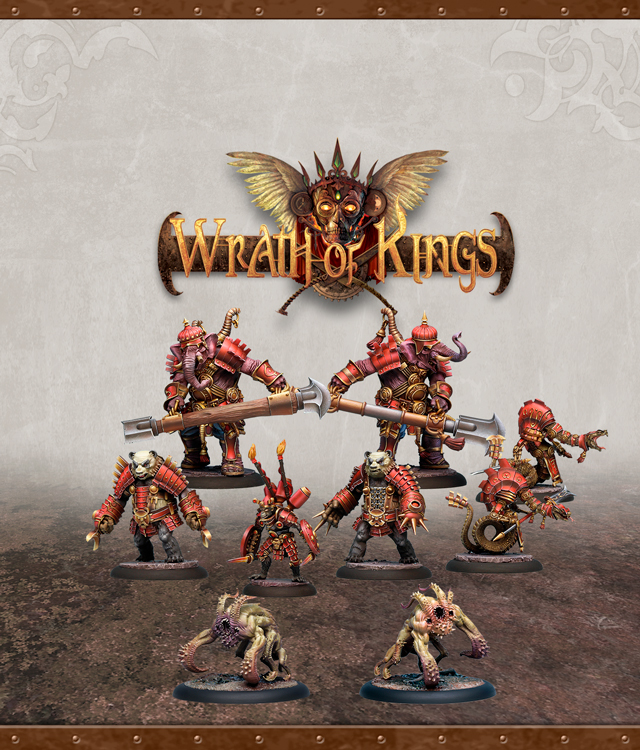 March Releases for Wrath of Kings