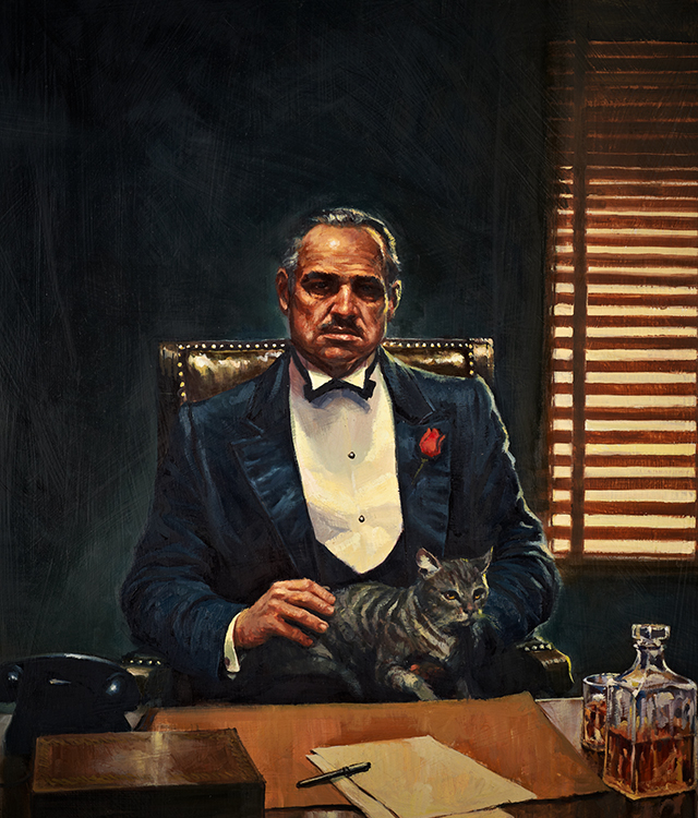 The Godfather: Corleone's Empire- A New Chapter in an American Tale