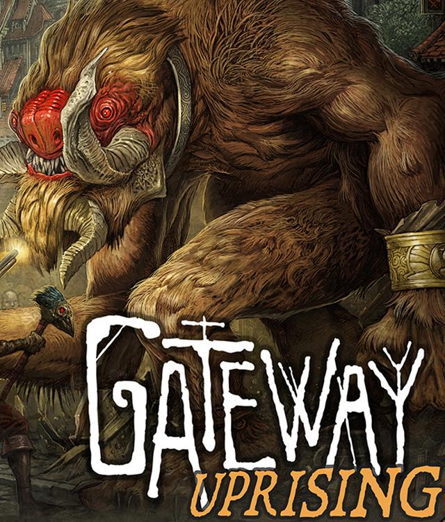 CMON and Fishwizard Games Partner to Publish Gateway: Uprising