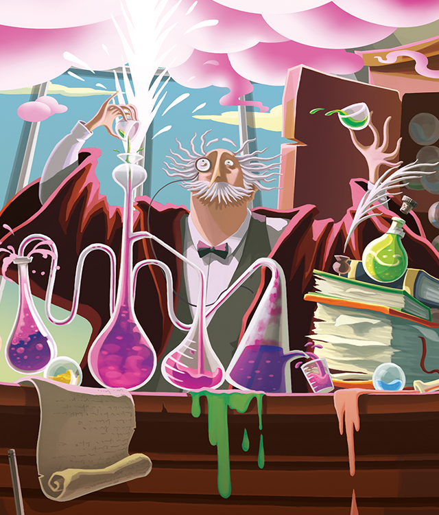 Your potion final exams begin soon!
