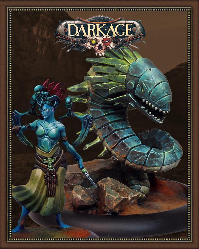 September's Dark Age Releases