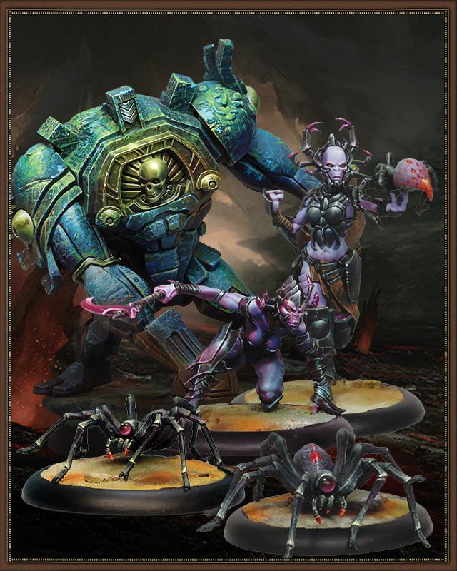 The Shadow Caste invades Dark Age!