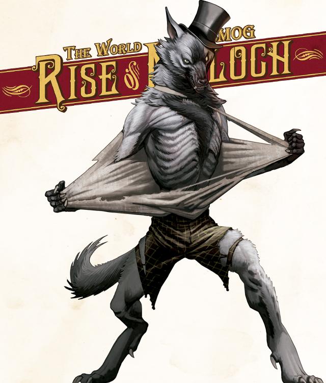 The Gentlemen of Rise of Moloch: Drago