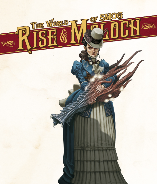 The Gentlemen of Rise of Moloch: Emma Swanson