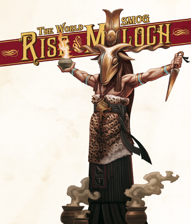 Becoming the Nemesis in Rise of Moloch: Introducing The Cult
