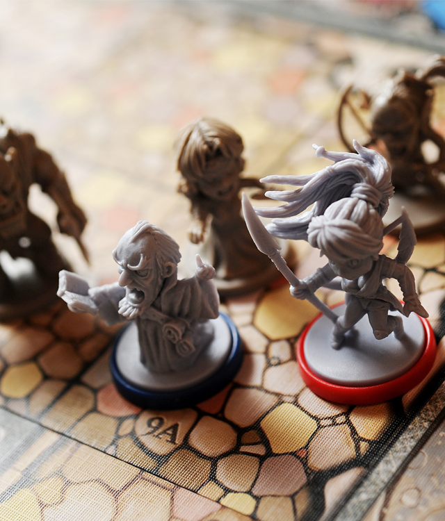 CMON Feature Friday: Miniature Battles and the Modern Board Game
