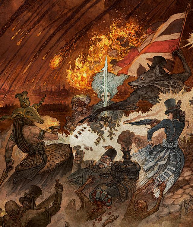 Rise of Moloch Kickstarter: Return to the World of SMOG
