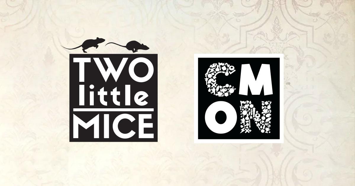 CMON Acquires Award-Winning RPG Studio Two Little Mice