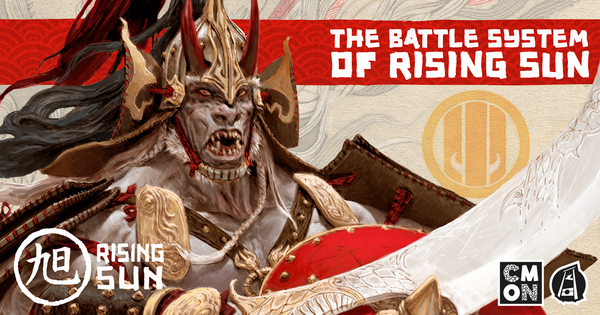 The Battle System of Rising Sun