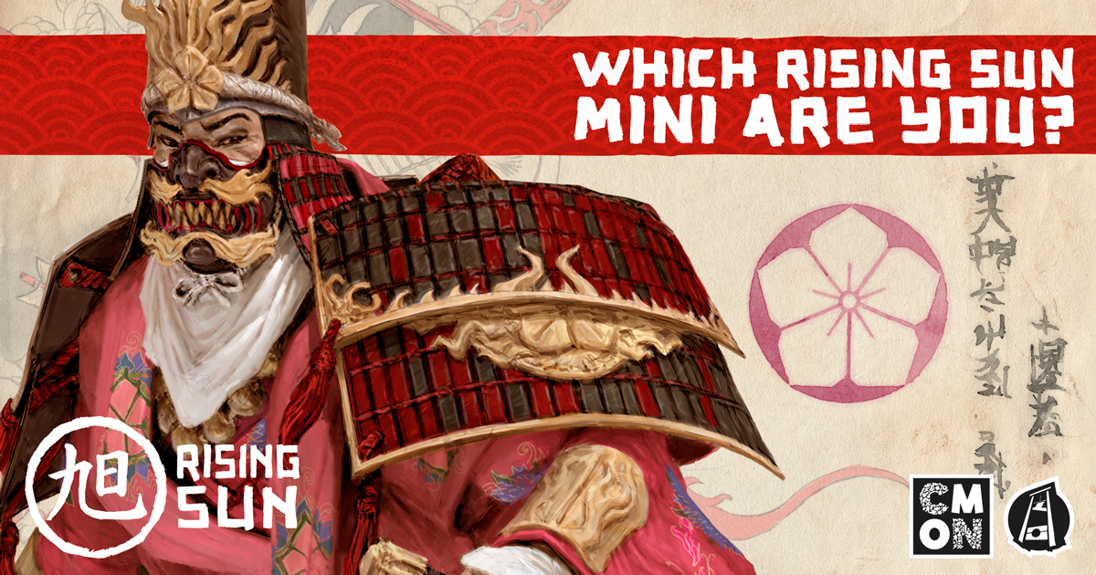 Which Rising Sun Mini Are You?