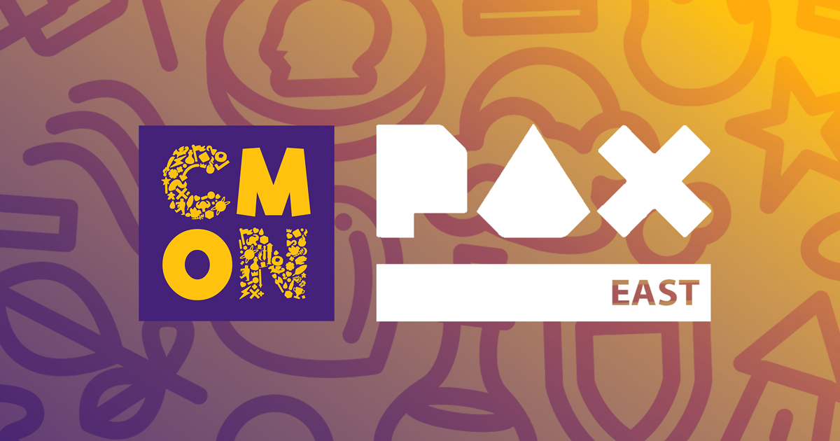 CMON at PAX East