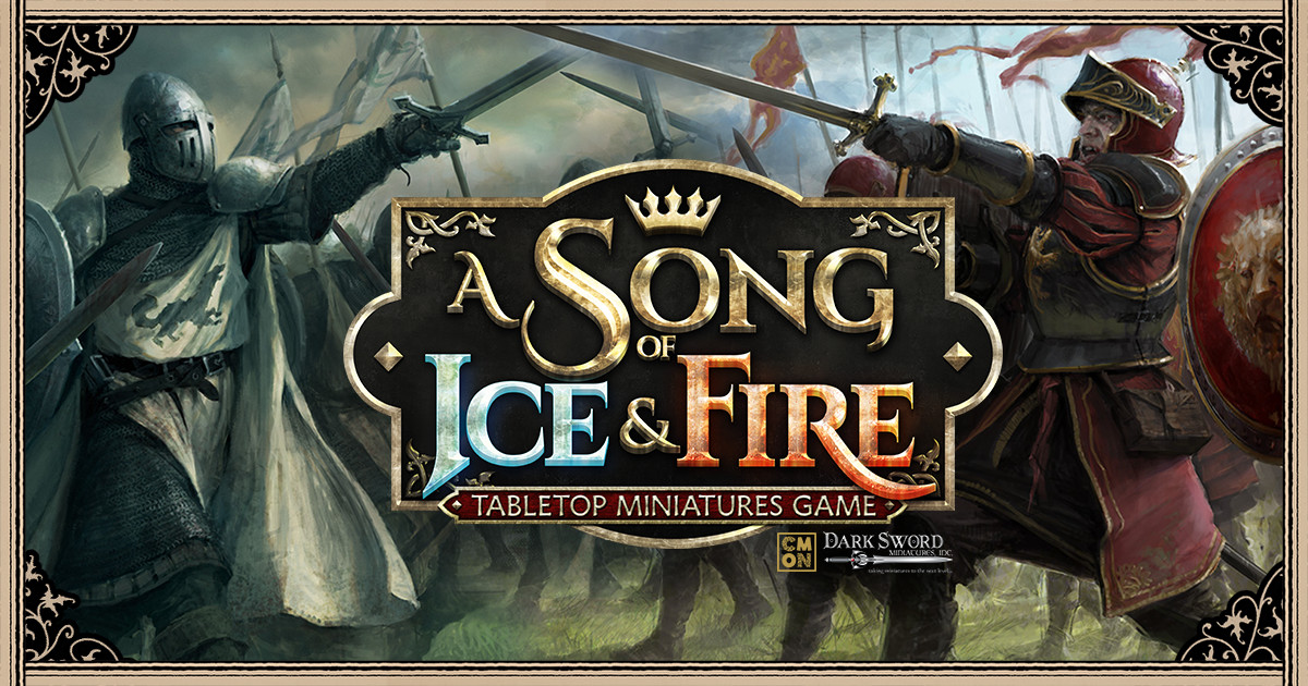 CMON Limited Announces A Song of Ice and Fire: Tabletop Miniatures Game
