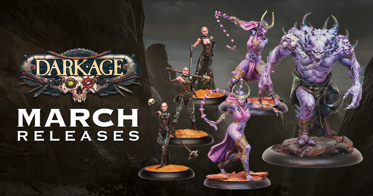 March Releases for Dark Age
