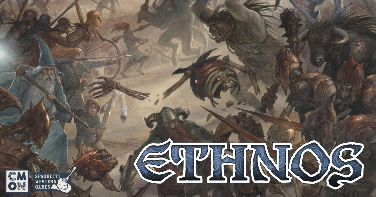Lead the Six Kingdoms in Ethnos