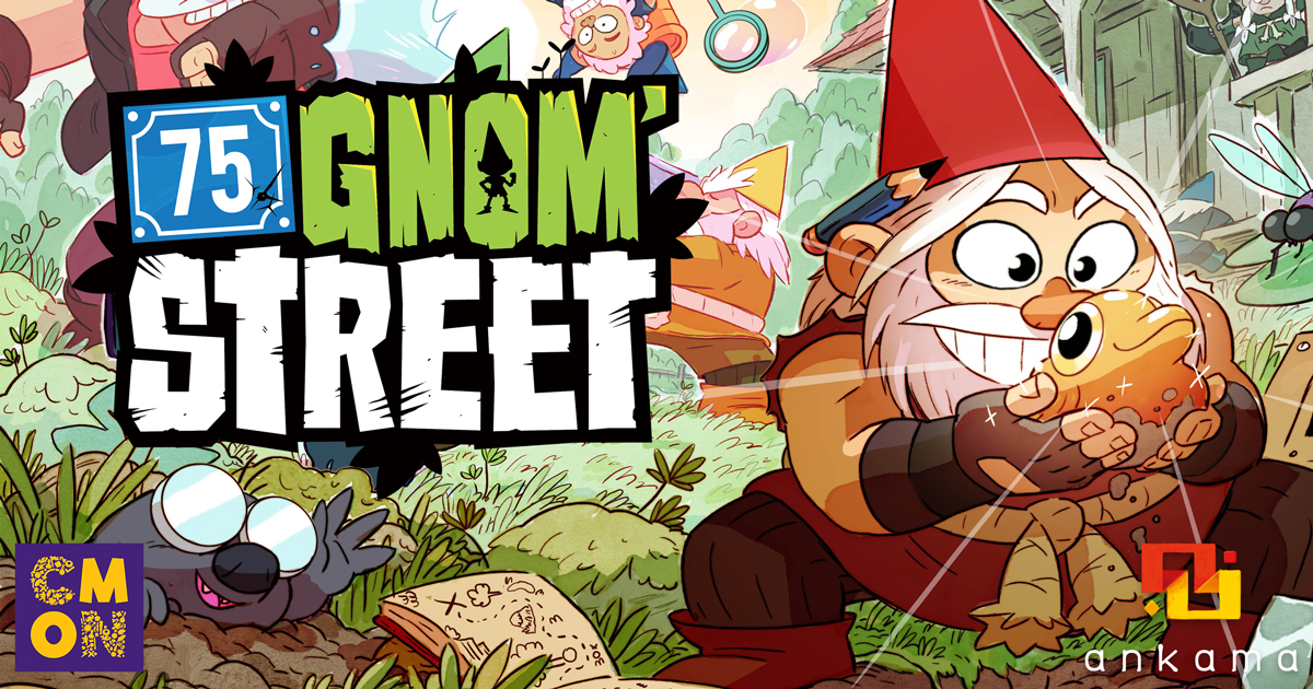 75 Gnom' Street Invading Your FLGS
