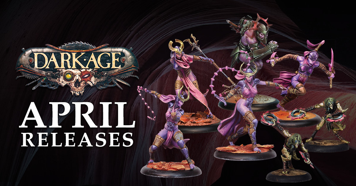 April Releases for Dark Age
