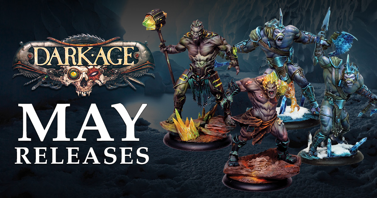 May Releases for Dark Age