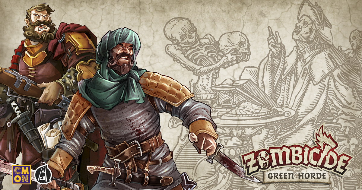 Zombicide: Green Horde: Designer Interview