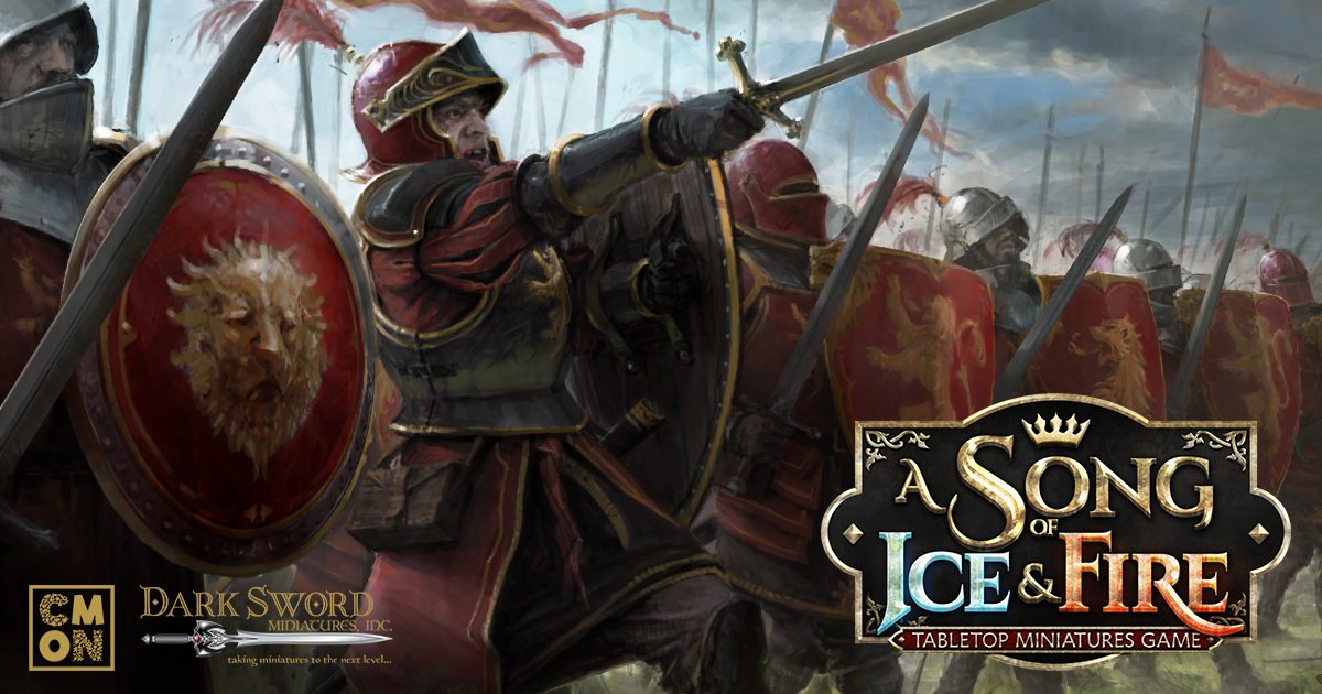 A Song of Ice and Fire: Tabletop Miniatures Game- The Beginning