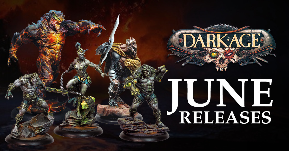 June Releases for Dark Age