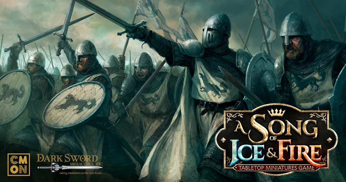 A Song of Ice and Fire: Tabletop Miniatures Game - Design and Development
