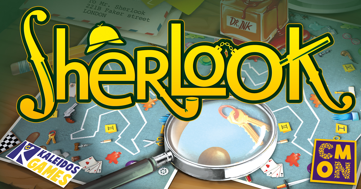 Sherlook: Perceiving a Crime
