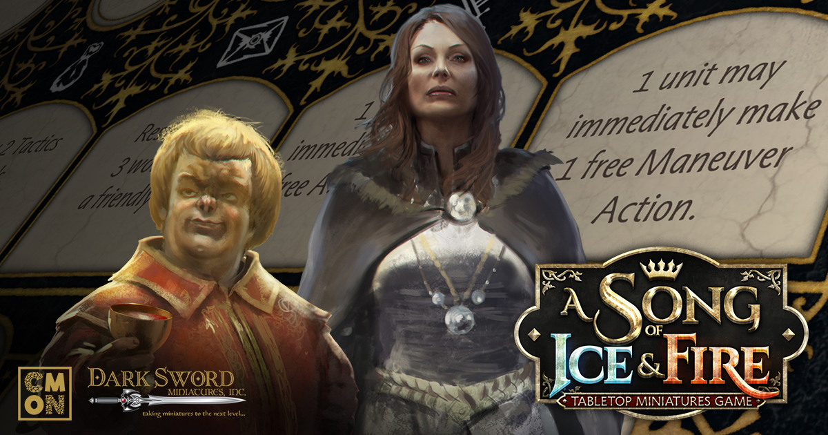 A Song of Ice and Fire: Tabletop Miniatures Game - The Hidden Side of War