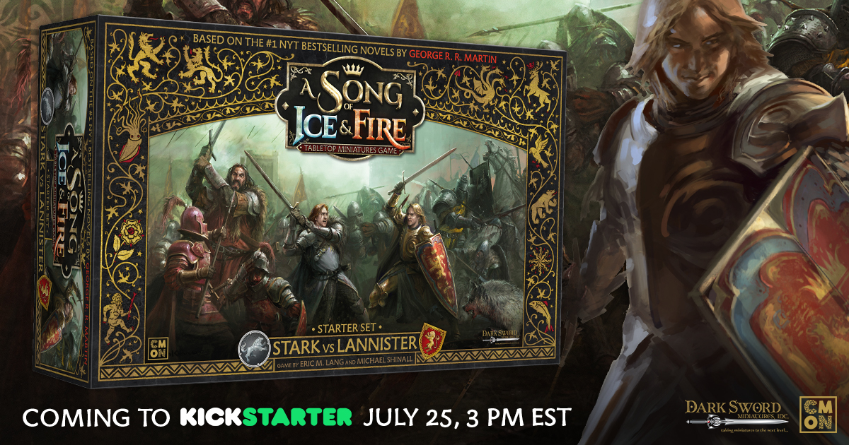 A Song of Ice and Fire: Tabletop Miniatures Game - The Call to War