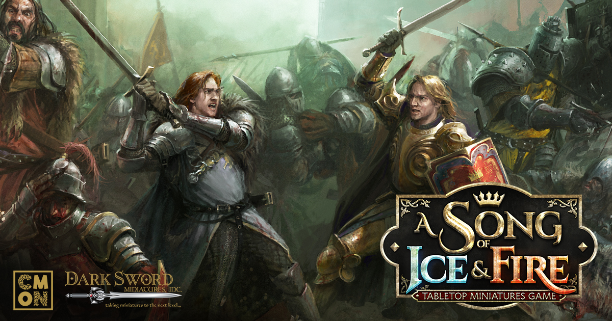 A Song of Ice and Fire: Tabletop Miniatures Game Live on Kickstarter