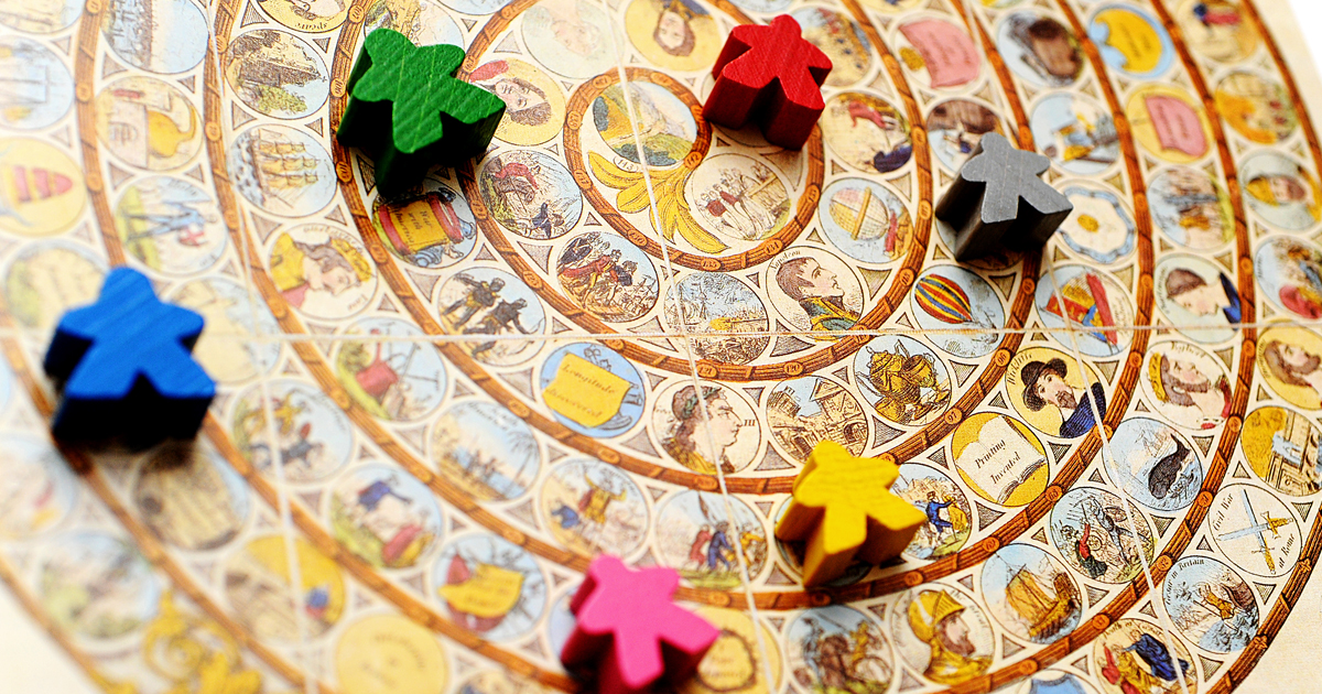 CMON Feature Friday: Board Game Dictionary #1