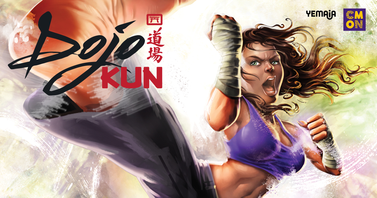 Dojo Kun: The Beautiful Fight