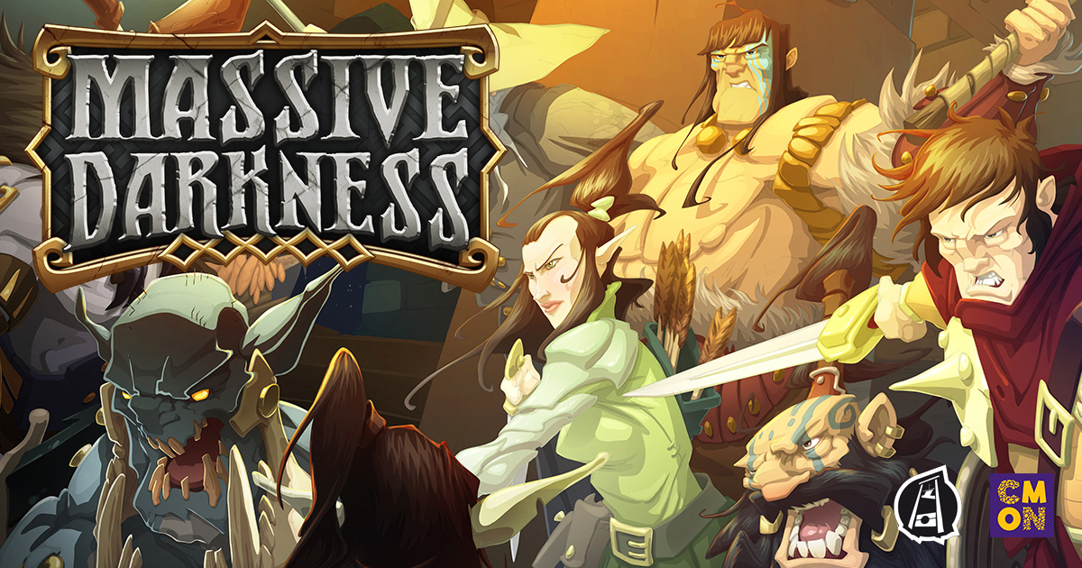 Massive Darkness: Attacking the Darkness