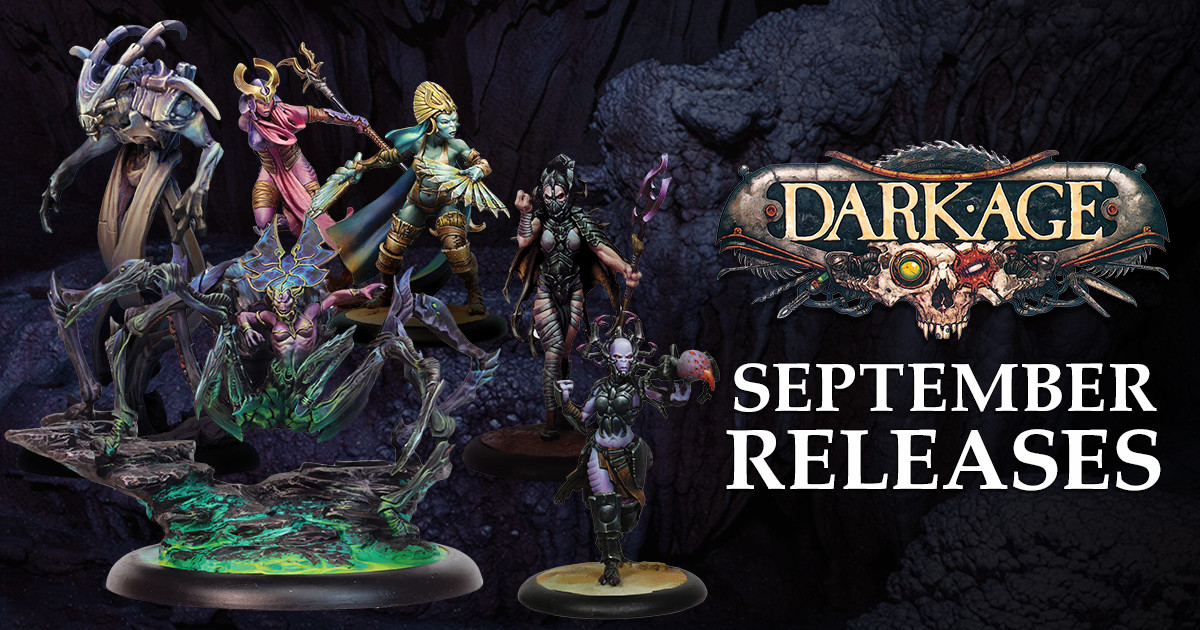 September Releases for Dark Age