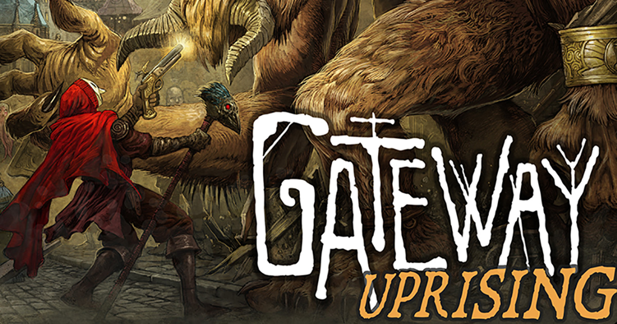 CMON and Fishwizard Games Partner to Publish Gateway: Uprising