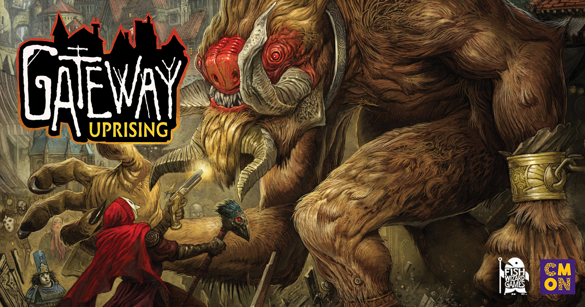 Gateway: Uprising- The Fight for Magic