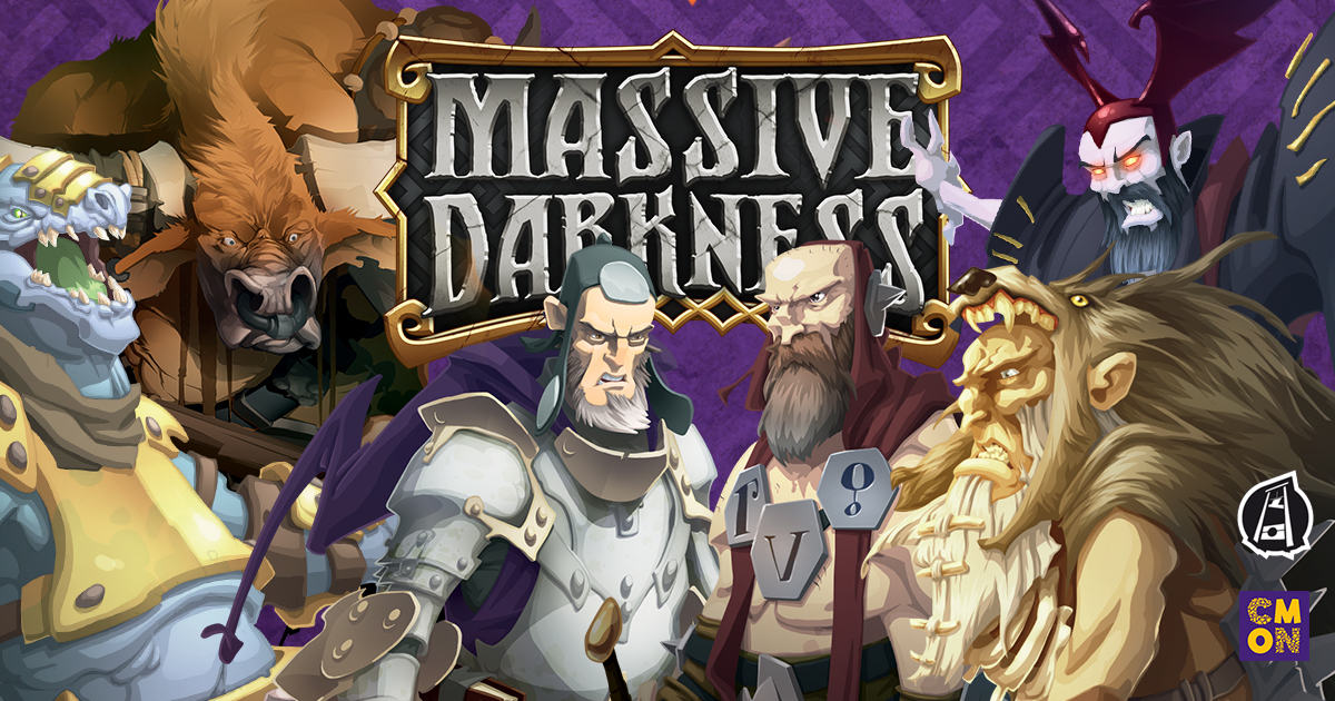 Massive Darkness Extras: The Growing Darkness
