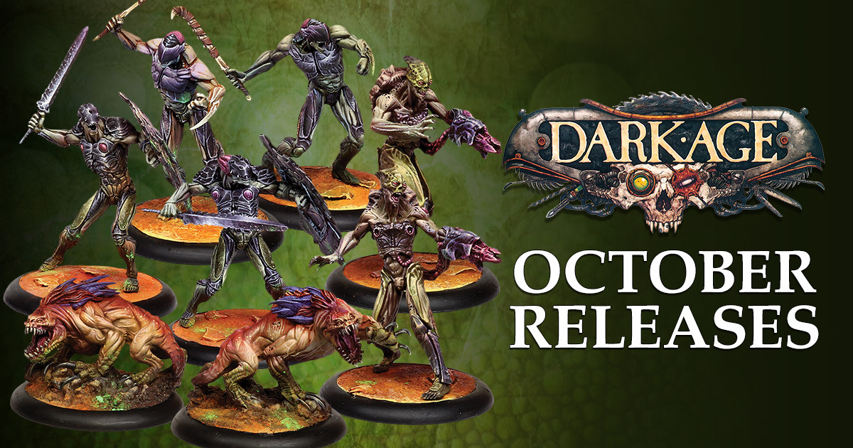 October Releases for Dark Age
