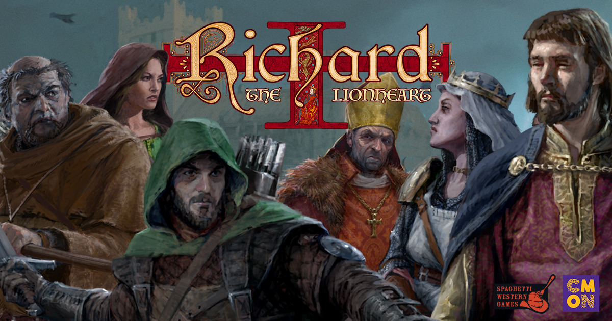 Richard the Lionheart: Trust Can Only Take You So Far