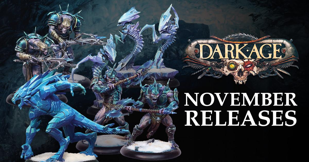 November Releases For Dark Age