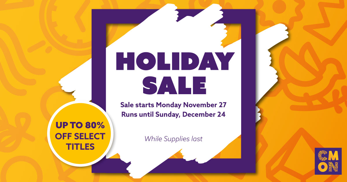 CMON Holiday Sale