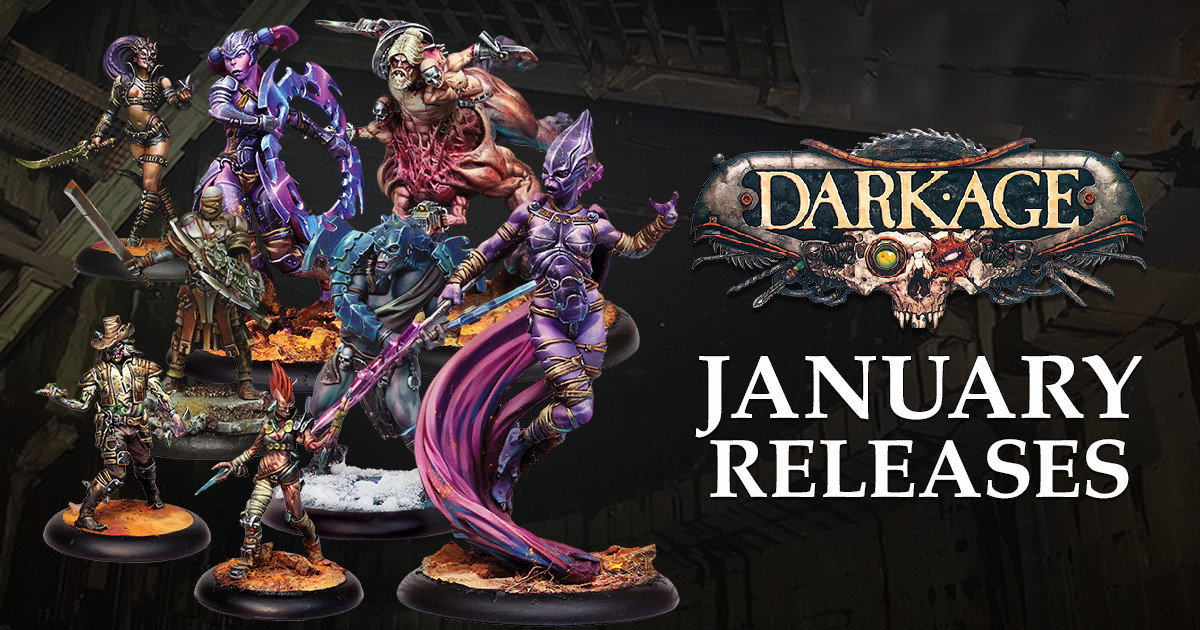 January Releases for Dark Age
