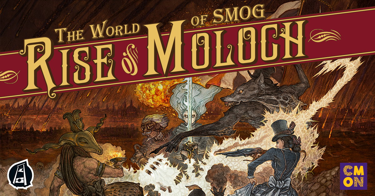 The Battle for The World of SMOG: Rise of Moloch
