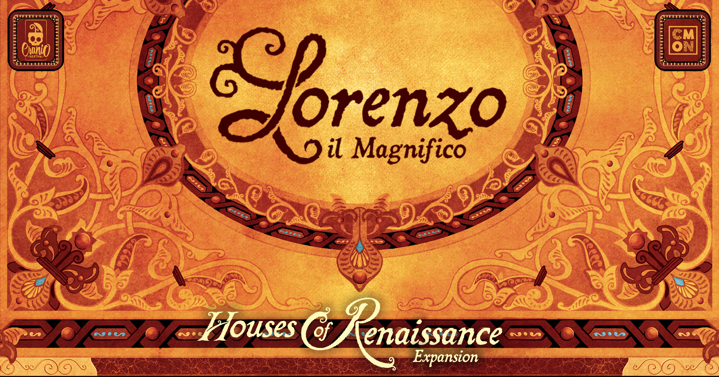 Lorenzo il Magnifico: Houses of Renaissance - New Avenues to Prestige